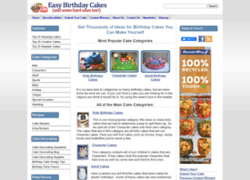easy-birthday-cakes.com