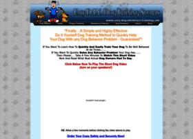 Easy-dog-obedience-training.com