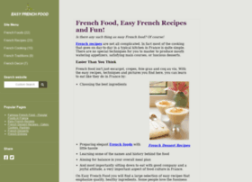 easy-french-food.com
