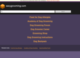 easygrooming.com