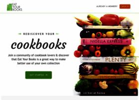 eatyourbooks.com