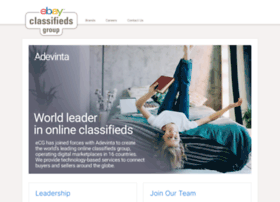 ebayclassifiedsgroup.com