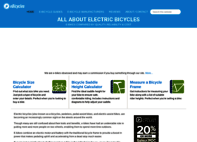ebicycles.com