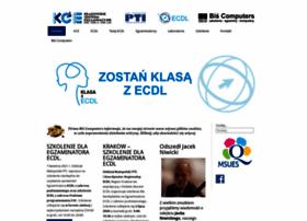 Ecdl.malopolska.pl