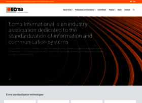 ecma-international.org