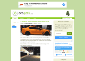 ecogeek.org