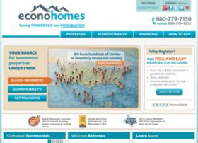 econohomes.com