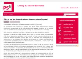 economie.parti-socialiste.fr