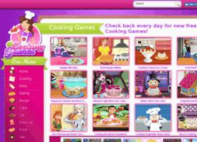 ecookinggames.com