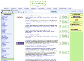 ecoupons.co.uk