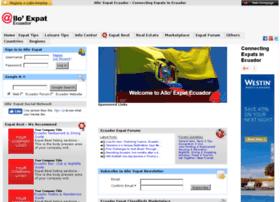 ecuador.alloexpat.com