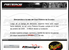 ecuador.pisteros.com