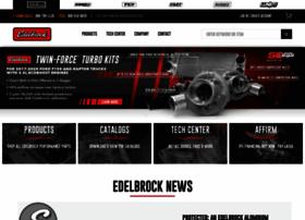 edelbrock.com