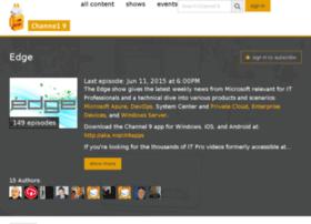 edge.technet.com