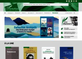 Editions-harmattan.fr