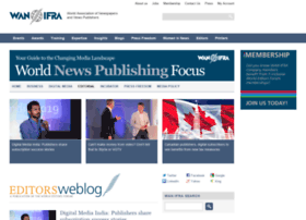 editorsweblog.org