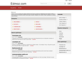 edmoz.com