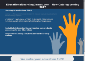 educationallearninggames.com