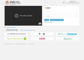 Edunxt.smude.edu.in