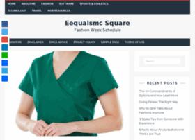 eequalsmcsquare.com