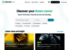 efinancialcareers.com