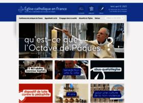 eglise.catholique.fr