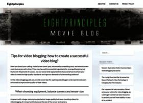 Eightprinciples.com