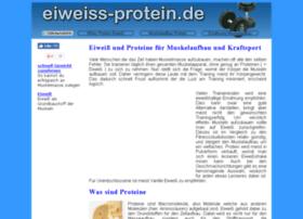 eiweiss-protein.de
