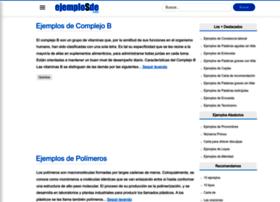 ejemplosde.com