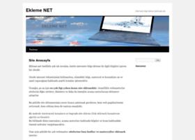 ekleme.net