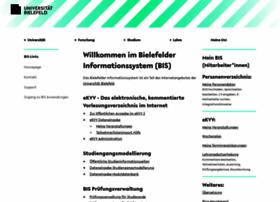 ekvv.uni-bielefeld.de