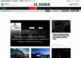 eldeber.com.bo