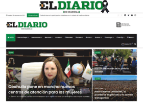 eldiariodecoahuila.com.mx