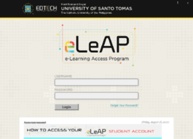 Eleap.ust.edu.ph
