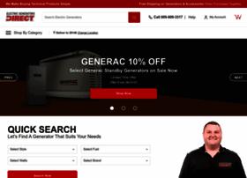Electricgeneratorsdirect.com