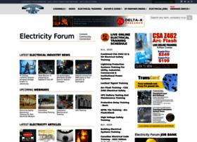 electricityforum.com