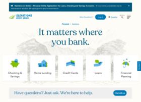 Elevationscu.com