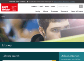 elibrary.uwe.ac.uk