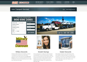 Eliteautoshipping.com