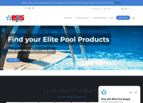 elitepoolsupply.com