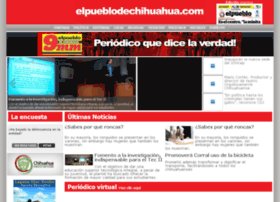 elpueblodechihuahua.com