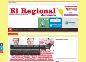 elregionaldesonora.com.mx