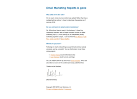 email-marketing-reports.com