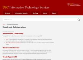 email.usc.edu