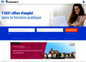 emploipublic.fr