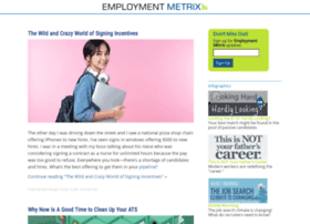 employmentmetrix.com