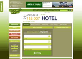 en.federal-hotel.com