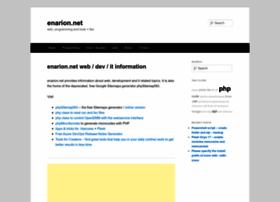 enarion.net