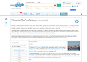 Encyclopedia.tfd.com