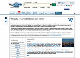 Encyclopedia.thefreedictionary.com